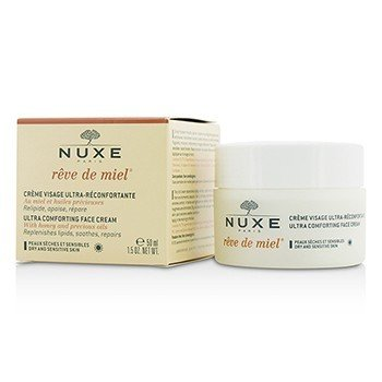 Nuxe Reve De Miel Ultra Comfortable Crema Rostro  50ml/1.7oz