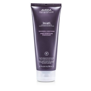 Aveda Condicionador Invati Thickening Conditioner (For Thinning Hair)  200ml/6.7oz