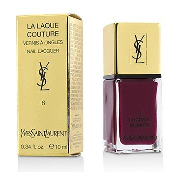 Yves Saint Laurent La Laque Couture Laca de U�as - # 8 Fuchsia Cubiste  10ml/0.34oz