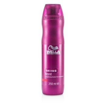 Wella Resist  Champú Fortalecedor  (Cabello Vulnerable)  250ml/8.4oz