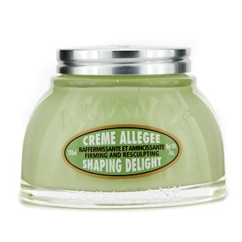 L'Occitane Almond Shaping Delight Pengencang & Pembentuk  200ml/7oz