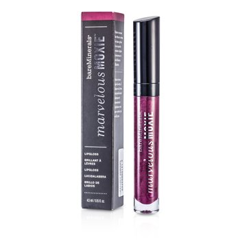 BareMinerals Marvelous Moxie Lipgloss - # Dare Devil  4.5ml/0.15oz