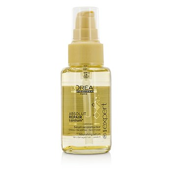 L'Oreal Professionnel Expert Serie - Absolut Repair Lipidium Nourishing Serum - Leave In (For Very Damaged Hair)  50ml/1.7oz