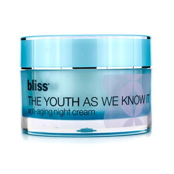 Bliss The Youth As We Know It Crema Antienvejecimiento Noche  50ml/1.7oz