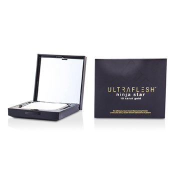 Fusion Beauty Pó hidratante Ultraflesh Ninja Star 18 Karat Gold Dual Finish Moisturizing Powder - # Suffused  7.7g/0.27oz