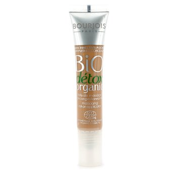 Bourjois Corretivo Bio Detox Organic Anti-Inchaço- No. 03 Bronze To Dark  8ml/0.27oz