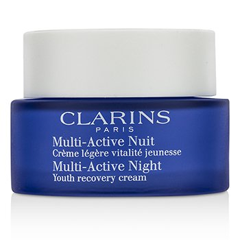 Clarins Creme noturno Multi-Active Night Youth Recovery Cream (Pele normal a mista) - Fora da caixa  50ml/1.7oz