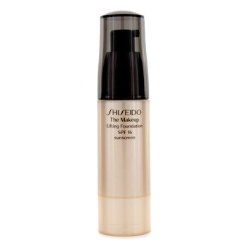 Shiseido Base The Makeup Lifting Foundation SPF 16 - O40 Natural Fair Ochre  30ml/1.1oz