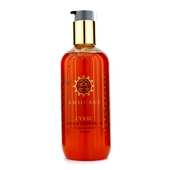 Amouage Lyric Gel de Baño y Ducha  300ml/10oz