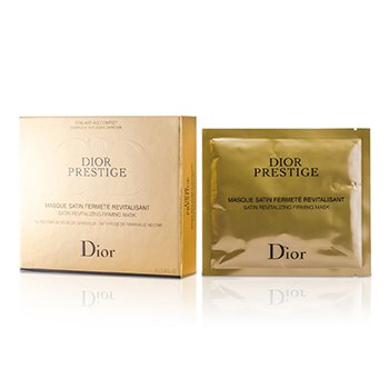 Christian Dior Prestige Satin Mascarilla Revitalizante Reafirmante  6x28ml/0.9oz