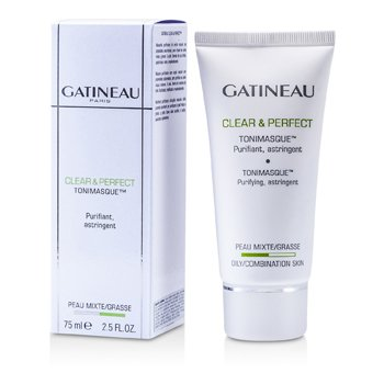 Gatineau Loção Clear & Perfect Tonimasque (Para Pele Oleosa/ Mista)  75ml/2.5oz