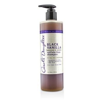 Carol's Daughter Black Vanilla Moisture & Shine Şampon Fără Sulfaţi (Pentru Păr Uscat, Tern şi Casant)  355ml/12oz