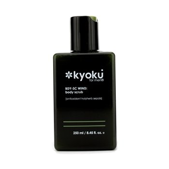 Kyoku For Men Wind Exfoliante Corporal  250ml/8.45oz