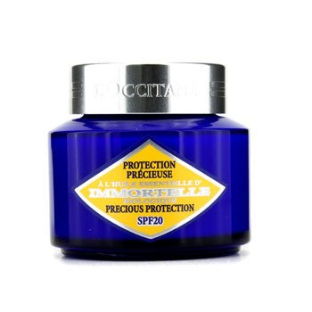 L'Occitane Protetro solar Immortelle Precious Protection SPF 20  50ml/1.7oz