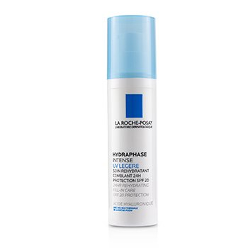 La Roche Posay Hydraphase 24-Hour Intense Daily Rehydration SPF20 (For Sensitive Skin)  50ml/1.69oz