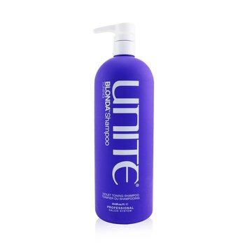 Unite Blonda Şampon (Tonic) ( Flacon Profesional )  1000ml/33.8oz