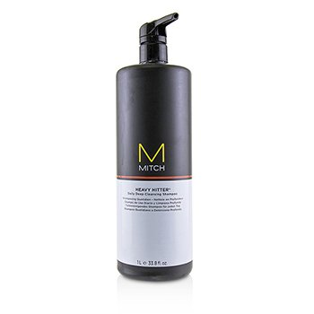 Paul Mitchell Mitch Heavy Hitter Deep Cleansing Shampoo  1000ml/33.8oz