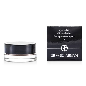 Giorgio Armani Sombra Eyes To Kill Silk Eye Shadow - # 09 Rock Sand  4g/0.14oz
