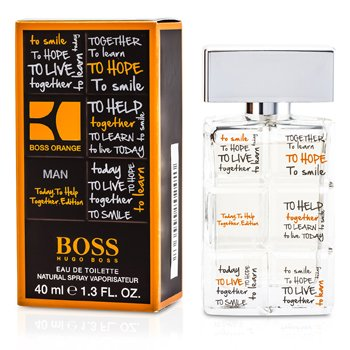 Hugo Boss Orange Charity Agua de Colonia Vap.  40ml/1.3oz