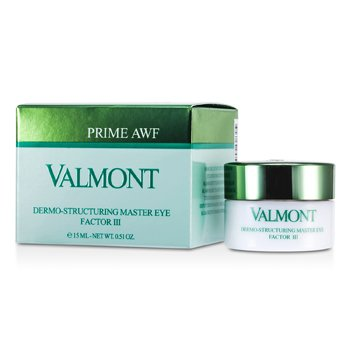 Valmont Prime AWF Dermo-Structuring Master Ojos Factor III  15ml/0.51oz