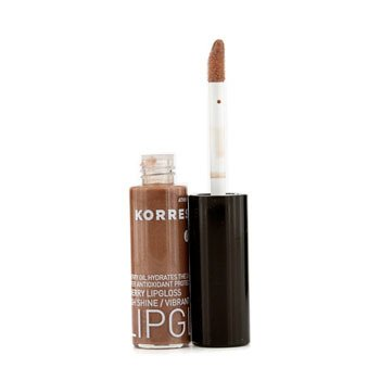 Korres Cherry Lip Gloss - #38 Cinnamon  6ml/0.02oz