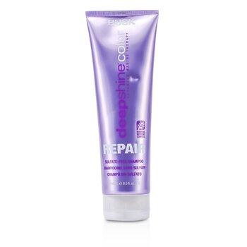 Rusk Deepshine Reparare Păr Vopsit Şampon Fără Sulfaţi  250ml/8.5oz
