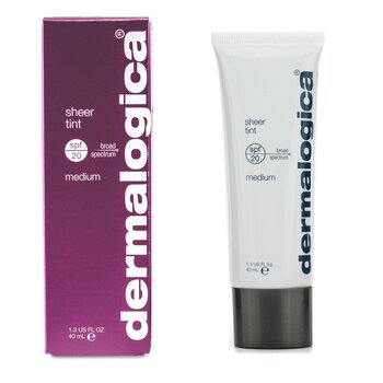 Dermalogica Tinte Hidratante  SPF20 (Medium)  40ml/1.3oz