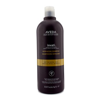Aveda Invati Exfoliating Shampoo - For Thinning Hair (Salon Product)  1000ml/33.8oz