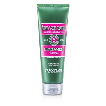 L'Occitane Shampoo Aromachologie Radiance and Color Care Shampoo (For Colour-Treated Hair)  250ml/8.4oz