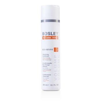 Bosley Professional Strength Bos Revitalizant Balsam Volumizator (Pentru Păr Vopsit,Vizibil Rărit)  300ml/10.1oz