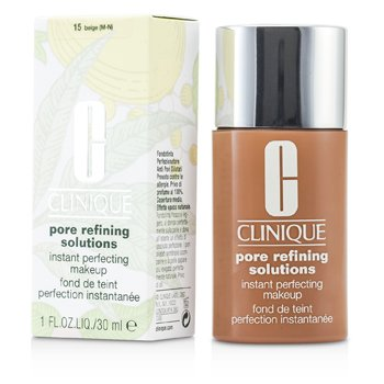 Clinique Pore Refining Solutions Instant Perfecting Makeup - # 15 Beige (M-N)  30ml/1oz