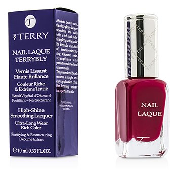 By Terry Nail Laque Terrybly Esmalte Alto Brillo - # 3 Famous Fuchsia  10ml/0.33oz