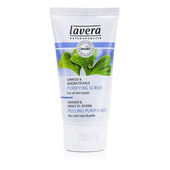 Lavera Exfoliante Purificador (Todo tipo de piel) 103070/60397  50ml/1.6oz