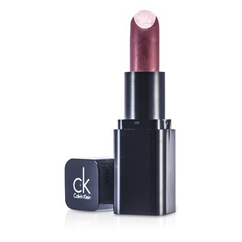 Calvin Klein Delicious Luxury Creme Lipstick - #145 Mulberry (Tanpa Box)  3.5g/0.12oz