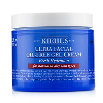 Kiehl's Ultra Facial Gel Crema Facial Libre Aceites  (Piel Normal y Grasa)  125ml/4.2oz