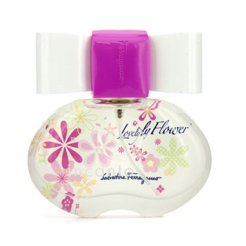 Salvatore Ferragamo Incanto Lovely Flower Eau De Toilette Spray  30ml/1oz