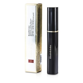 Elizabeth Arden Beautiful Color ماسكرا مكثفة - # 01 أسود  10.25ml/0.36oz