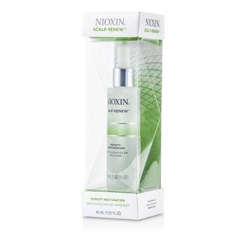 Nioxin Scalp Renew Tratamiento Restaurador Densidad Cuero Cabelludo  45ml/1.52oz