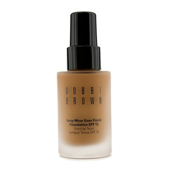 Bobbi Brown Long Wear Even Finish Foundation SPF 15 - # 6.5 Warm Almond  30ml/1oz