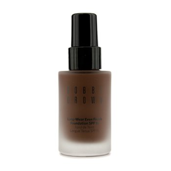 Bobbi Brown Long Wear Even Finish Foundation SPF 15 - Alas Bedak - # 10 Espresso  30ml/1oz