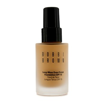 Bobbi Brown Long Wear Even Finish Base de Maquillaje SPF 15 - # 5.5 Warm Honey  30ml/1oz