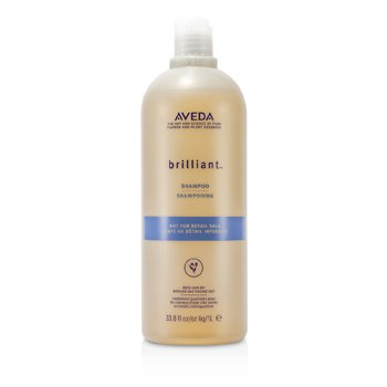 Aveda Brilliant  Champ� Brillo (Tama�o Sal�n)  1000ml/33.8oz