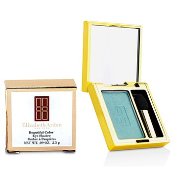 Elizabeth Arden Beautiful Color Eyeshadow - # 16 Aquamarine  2.5g/0.09oz