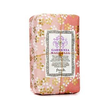 Fresh Gardenia Magnolia Petit Soap  150g/5oz