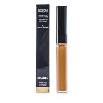 Chanel Korektor w płynie Correcteur Perfection Long Lasting Concealer - # 42 Beige Golden  7.5g/0.26oz