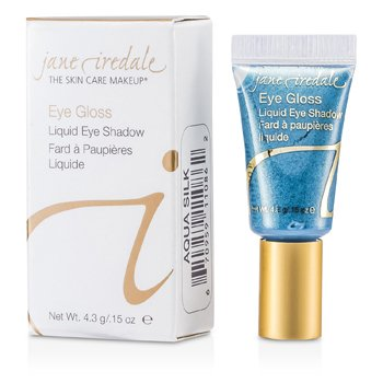 Jane Iredale Eye Gloss Liquid Sombra Ojos - Aqua Silk  4.3g/0.15oz