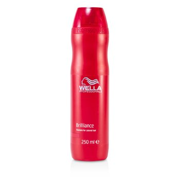 Wella Brilliance Champú (Cabellos Teñidos)  250ml/8.4oz