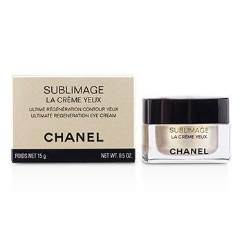 Chanel Sublimage Ultimate Regeneration Eye Cream  15g/0.5oz
