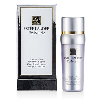 Estee Lauder Re-Nutriv Radiant White Age-Renewal Serum  30ml/1oz