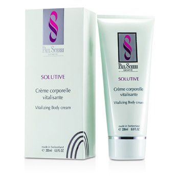 Paul Scerri Crema Corporal Vitalizante Solutive  200ml/6.8oz